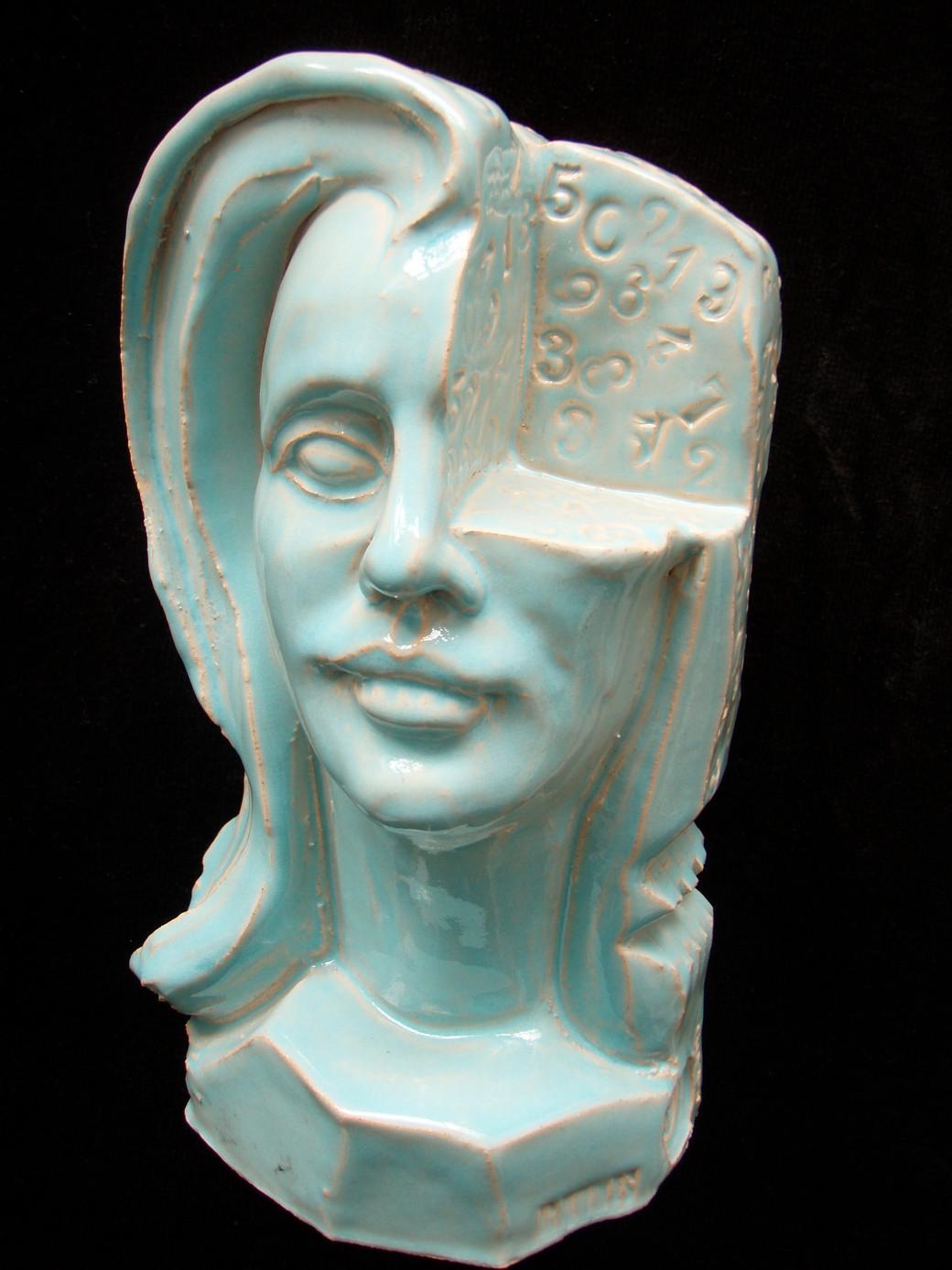 Jean Sébastien Raud sculpture engagée alzheimer