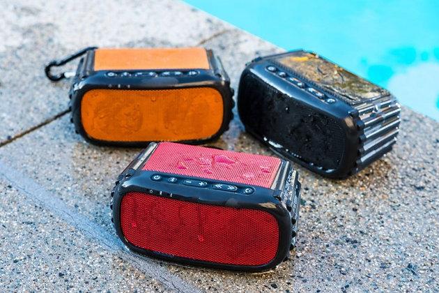 EcoRox (BLUE) Waterproof Bluetooth Floating Speaker