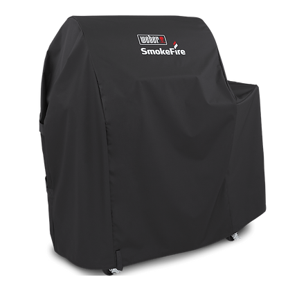 Premium Grill Cover Built for SmokeFire EX4 Wood Fired Pellet Grill