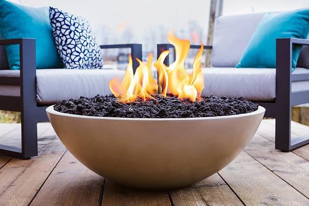 DreamCast Zen 34 Premium Concrete Fire Bowl