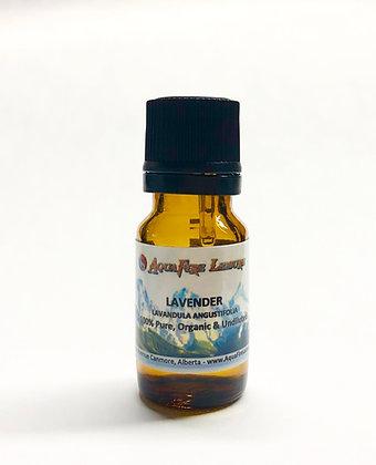 Lavender 10mL Pure Essential Oil - Organic