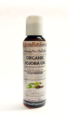 Organic Jojoba Carrier Oil 60mL