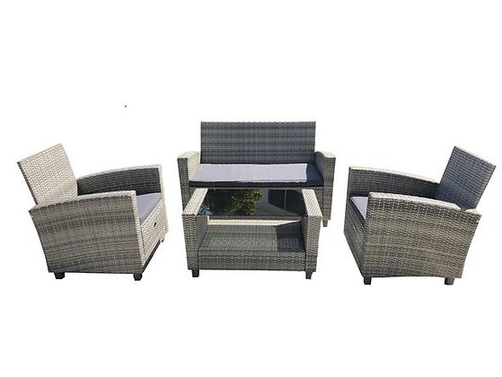 Kent 4 Piece Conversation Set