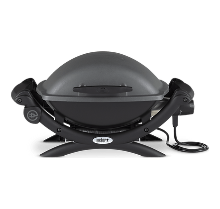 Weber® Q 1400 Electric Grill  Dark Grey
