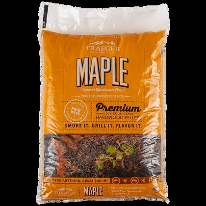 Maple BBQ Hardwood Pellets