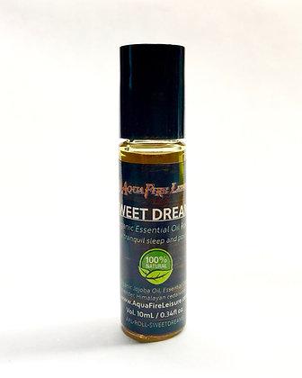 Sweet Dreams 11mL Essential Oil Roll On - Organic