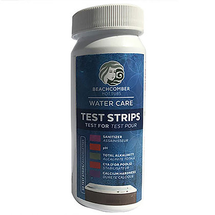 Beachcomber App Enabled Test Strips 50ct (Apple & Andriod) H20CHK