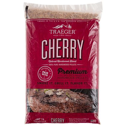 Cherry BBQ Hardwood Pellets