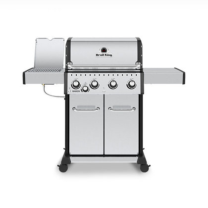 Broil King S-440 IR PRO Grill (Stainless)
