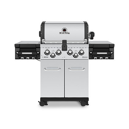 Broil King Regal S-490 PRO Grill (Stainless)