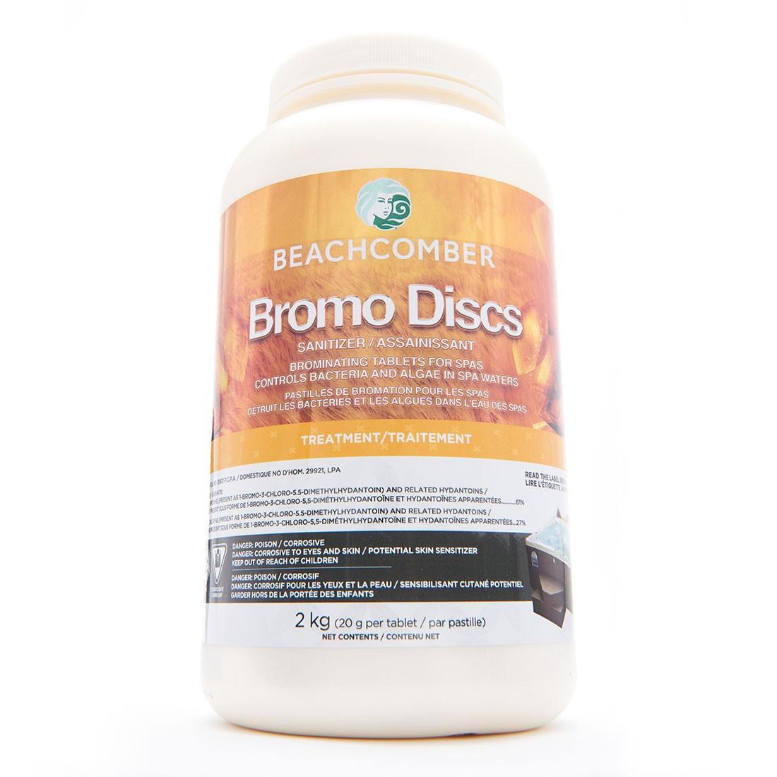 Bromo Discs