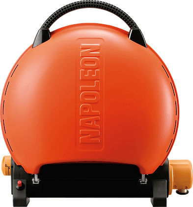 TravelQ 2225 Portable Propane Grill (Orange)