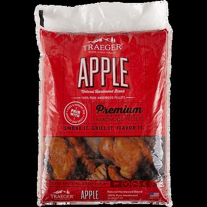 Apple BBQ Hardwood Pellet