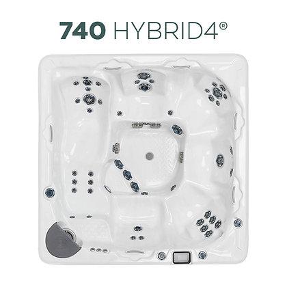 Beachcomber 740 Hybrid4+ PREM