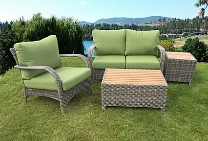 Kelowna 4pc Casual Seating
