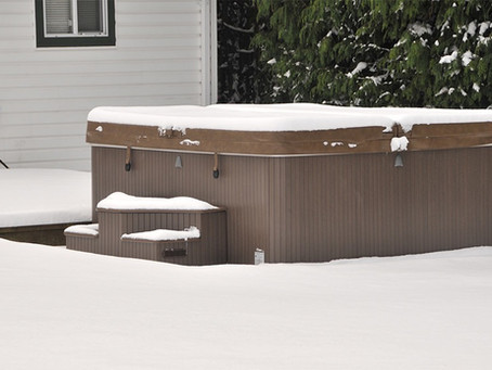 Hot Tub Winterization Tips - HOW TO.
