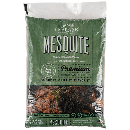 Mesquite BBQ Hardwood Pellets