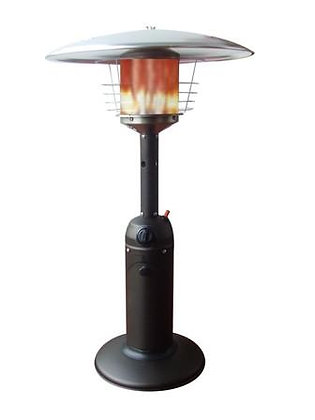 Mocha Table Top Patio Heater