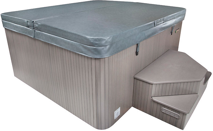"Beachcomber 4-3"" Premium Hot Tub Cover (Standard Fold)"