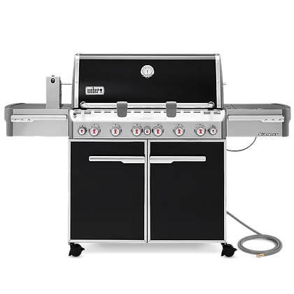 Weber Summit E-670 Gas Grill