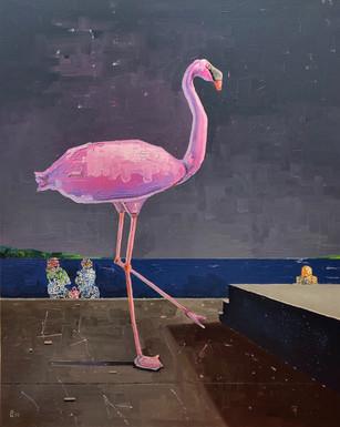 Pinkki poika / A pink boy