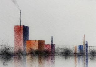 Rauhallinen savu / A peacefull smoke