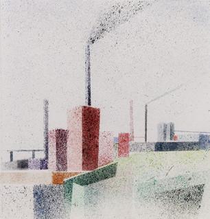 Paperitehdas / A Papermill
