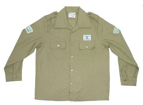 Chanich Shirt + Patch