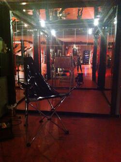 Mirror Worship Room