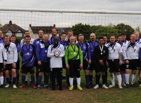 2019 Charity Match raises £3,663 for Young Epilepsy