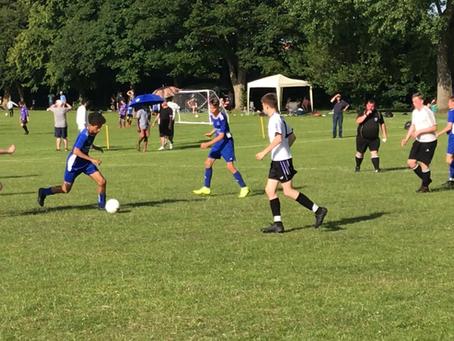 Anchorians Summer Tournament
