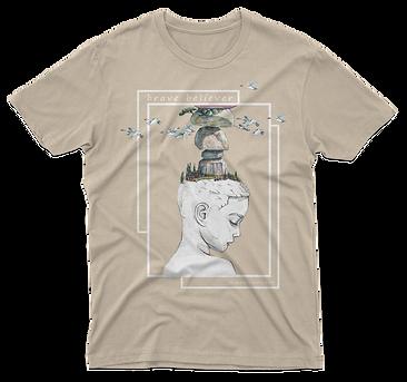 Brave Believer - Short Sleeve T-Shirt