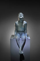 alexandros moudiotis child sculpture