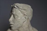 marble dust sculpture