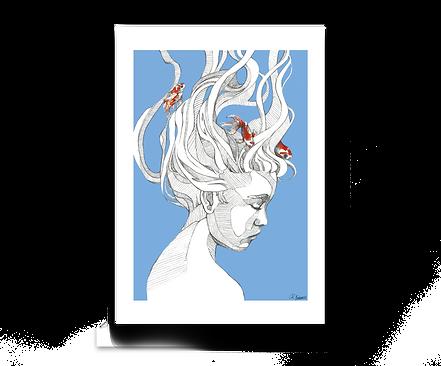 Invincible -Art Print