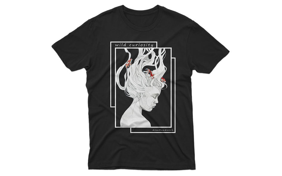Wild Curiosity - Short Sleeve T-Shirt