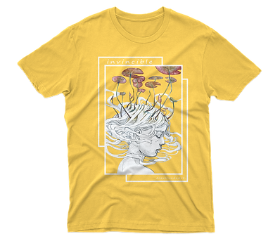 Invincible - Short-Sleeve Unisex T-Shirt