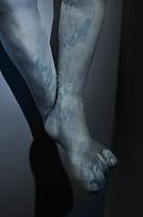 legs details sculpture