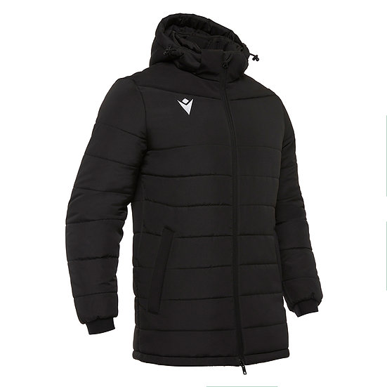Narvik Padded Jacket with Badge