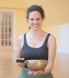 Erin Henshaw, yoga, charlottesville