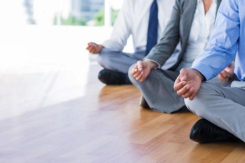 Charlottesville meditation coaching resilience