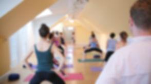 Charlottesville yoga pilates barre