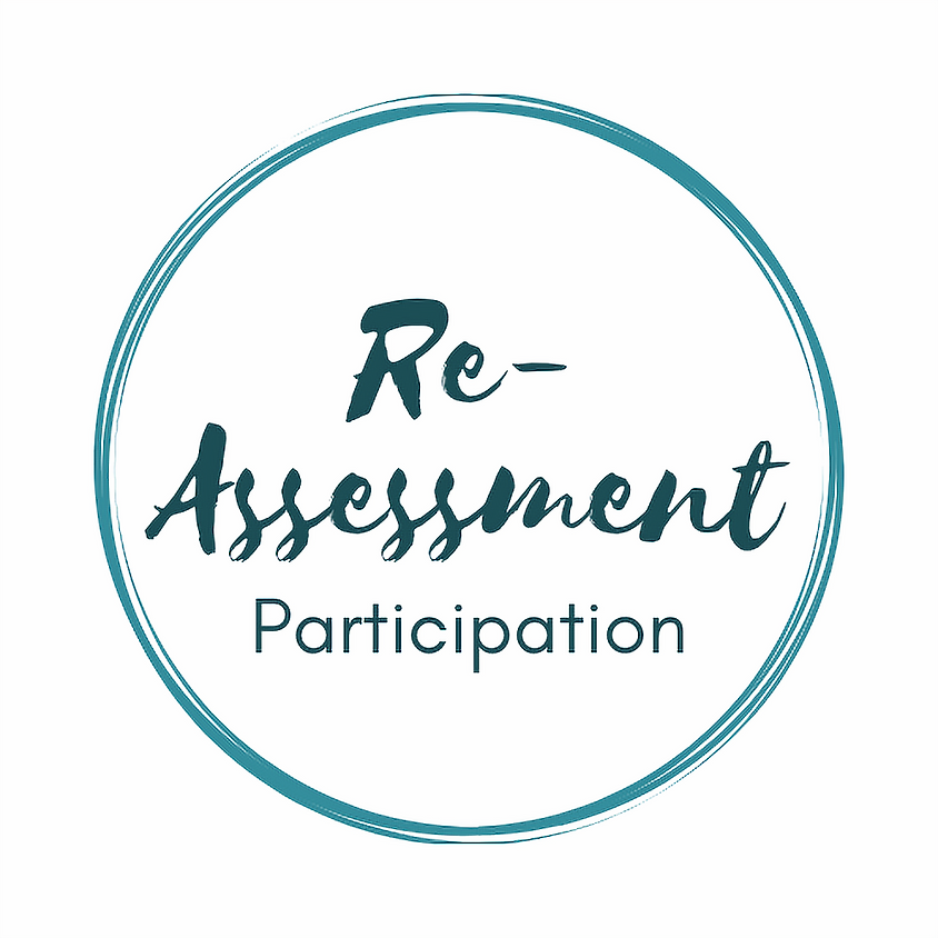 Reassessment Participation - 25 March 2020
