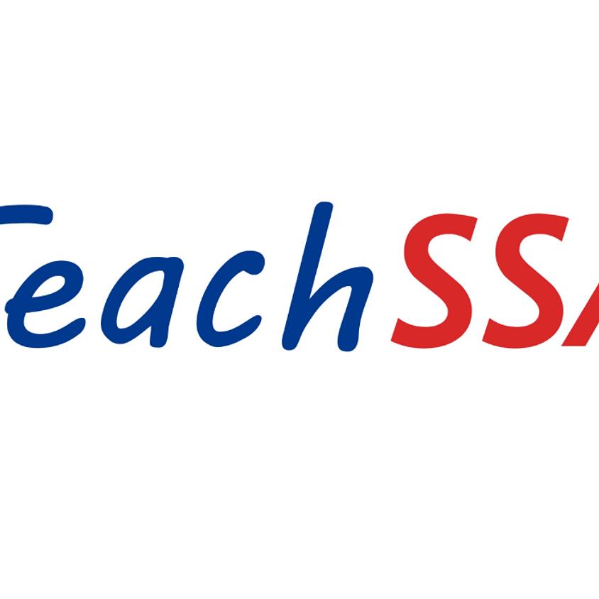 TeachSSA Workshop - 25 June 2020