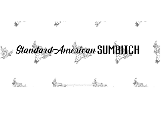 Standard American SUMBITCH