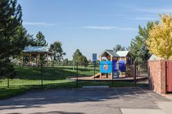 Ladybug and Bumblebee Playground