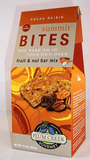 Pecan Raisin Summit Bar Mix