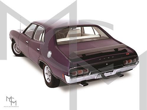 1973 Ford XA GT RPO - Wild Violet