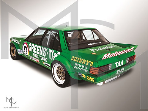 1983 Ford XE - Greens Tuf