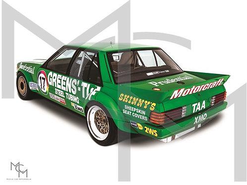 1983 Ford XE - Greens Tuf